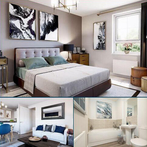 1 bedroom apartment for sale - Plot 223, Fleetlands House at Gillies Meadow, Park Prewett Road, Basingstoke, BASINGSTOKE RG24