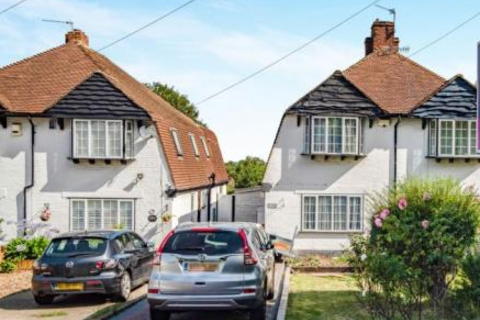 3 bedroom semi-detached house for sale - Maidstone Road, Sidcup, Kent, DA14 5AN