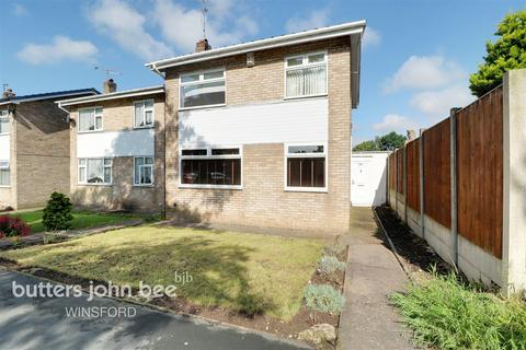 3 bedroom detached house for sale - Ludlow Close, Winsford