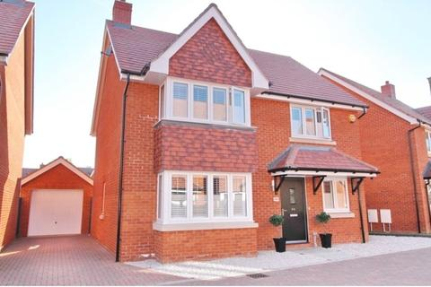4 bedroom detached house for sale - Cleverley Rise, Southampton, SO31 8LN