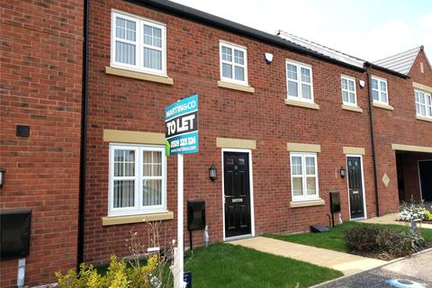 3 bedroom townhouse to rent - Carnation Road, Loughborough, Leicestershire, LE11