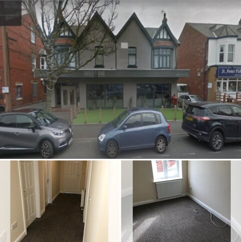 3 bedroom apartment to rent - Flat 4, 37-39 St Andrews Road South, Lytham FY8