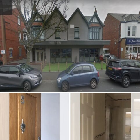 2 bedroom apartment to rent - Flat 5, 37-39 St Andrews Road South, Lytham FY8