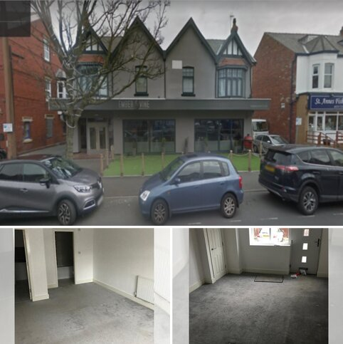 1 bedroom apartment to rent - Flat 8, 37-39 St Andrews Road South, Lytham FY8