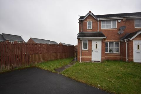 3 bedroom end of terrace house to rent - Cascade Drive, Cheetwood, M7 4YL