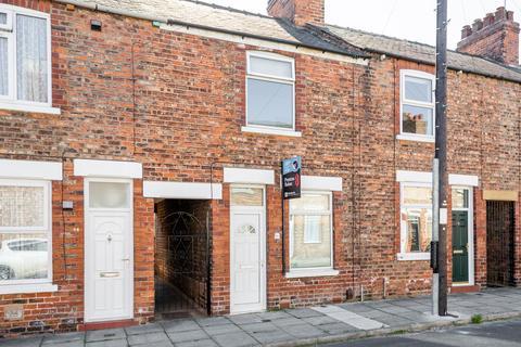2 bedroom terraced house to rent - Finsbury Street, York, YO23