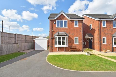 3 bedroom detached house for sale - Hurst Close, Talke Pits