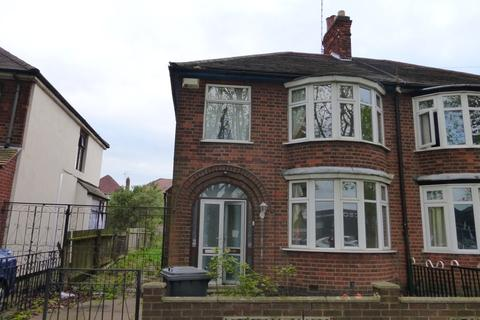 3 bedroom semi-detached house to rent - Abbey Lane, Leicester, LE4 0DA