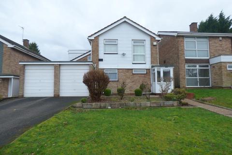 4 bedroom detached house for sale - Norwich Drive, Harborne, Birmingham, B17 8TB