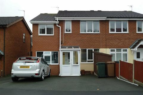 3 bedroom semi-detached house for sale - Middleton Close, Oswestry