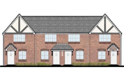 2 bedroom end of terrace house for sale - Regency Fields, Tidbury Green, Solihull