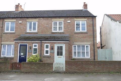 3 bedroom end of terrace house for sale - Main Street, Fridaythorpe