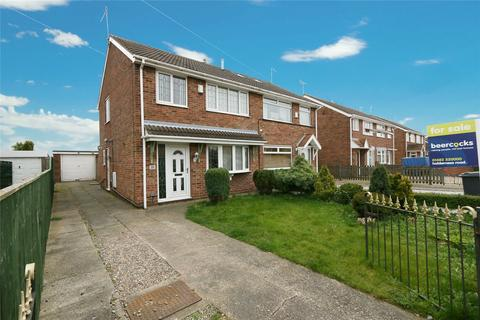 3 bedroom semi-detached house for sale - Green Island, Bilton, Hull, HU11