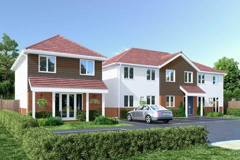 3 bedroom end of terrace house for sale - BH17 PATTERSON PLACE, Poole