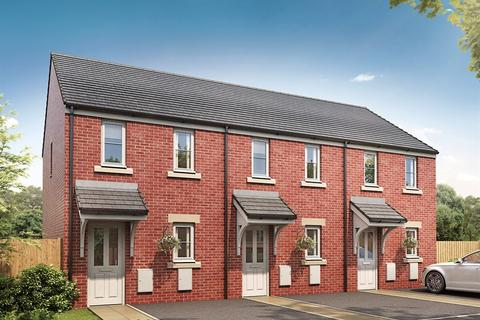 2 bedroom end of terrace house for sale - Plot 35, The Morden at Allt Y Celyn, Neath Road SA8