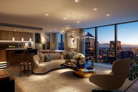 3 bedroom apartment - Landmark Pinnacle, Canary Wharf, E14