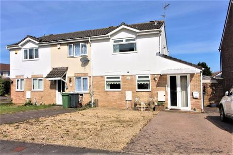 2 bedroom end of terrace house for sale - Traherne Drive The Drope Cardiff CF5 4UL