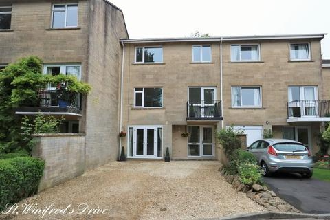 4 bedroom townhouse to rent - St Winifred's Drive, Combe Down, Bath