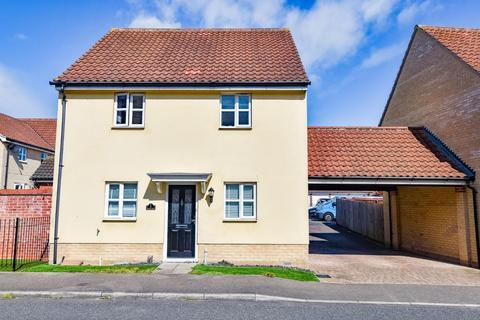 3 bedroom detached house for sale - Tanton Road, Flitch Green, Dunmow