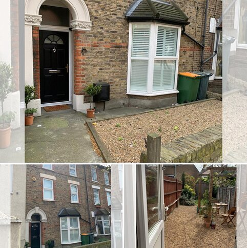 4 bedroom terraced house to rent - barking road, london E13