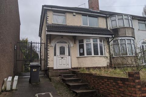 3 bedroom semi-detached house for sale - Dixon Street, Wolverhampton