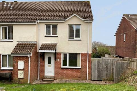 2 bedroom semi-detached house to rent - Holebay Close, Plymouth