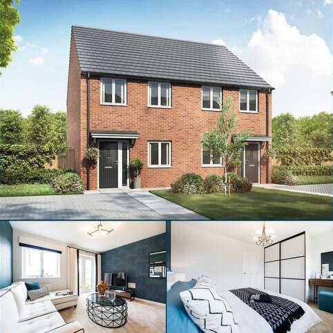 2 bedroom end of terrace house for sale - Plot 127, The Tolkien at Olympia, York Road, Hall Green, West Midlands B28