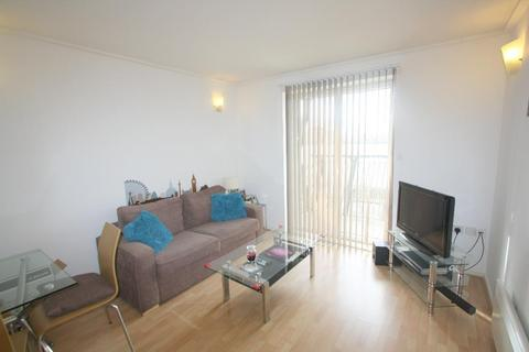 1 bedroom flat for sale - Naxos Building, Hutchings Street, Canary Wharf, London, E14 8JR