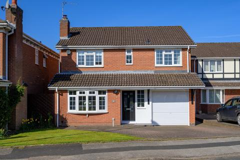 4 bedroom detached house for sale - Bridge Meadow Drive, Knowle