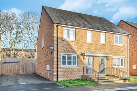 3 bedroom semi-detached house to rent - Baldwin Court, Baldwin Close, Northampton, NN3