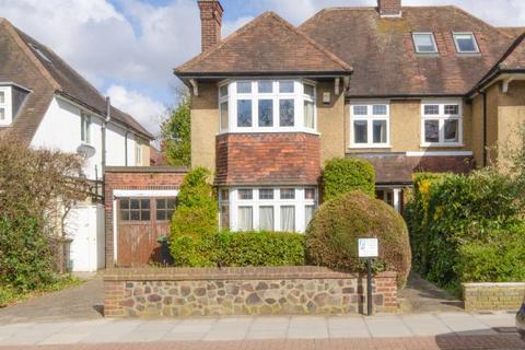 4 bedroom semi-detached house for sale - Twyford Avenue, N2