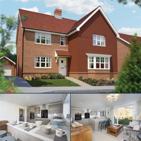 5 bedroom detached house for sale - Plot The Arundel 670, The Arundel at Saxons Plain, Off Fulbeck Avenue, West Sussex BN13
