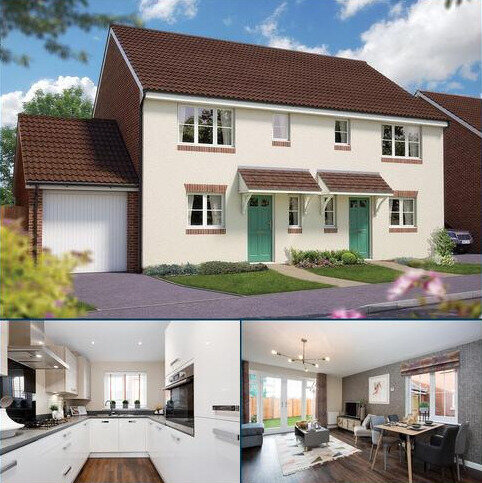 3 bedroom house for sale - Plot The Southwold 073, The Southwold at The Landings, Off Exeter Road, Braunton, Devon EX31