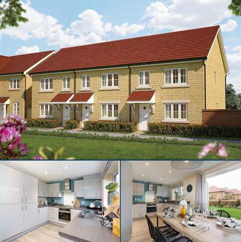 3 bedroom semi-detached house for sale - Plot The Hazel 040, The Hazel at The Hamlets, Somerset DT9