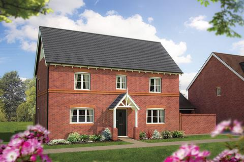 4 bedroom detached house for sale - Plot The Montpellier 102, The Montpellier at Honeyvale Gardens, Cheshire CW9
