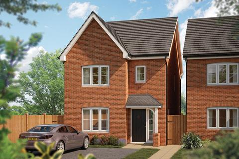 3 bedroom semi-detached house for sale - Plot The Cypress 079, The Cypress at Honeyvale Gardens, Cheshire CW9