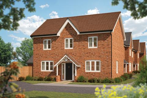 4 bedroom detached house for sale - Plot The Chestnut  070, The Chestnut  at Honeyvale Gardens, Cheshire CW9