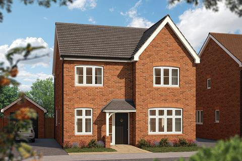 4 bedroom detached house for sale - Plot The Aspen  071, The Aspen  at Honeyvale Gardens, Cheshire CW9