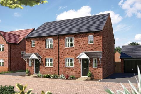 3 bedroom semi-detached house for sale - Plot The Southwold, The Southwold at Pear Tree Meadows, Pear Tree Meadows, Queen's Drive, Cheshire CW5