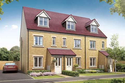 3 bedroom terraced house for sale - Plot 45, The Souter at Brookfields, Honeysuckle Road, Emersons Green BS16