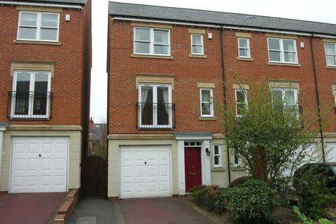 3 bedroom townhouse to rent - St Nicholas Place, Derby