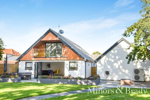 5 bedroom detached house for sale - The Street, Ringland