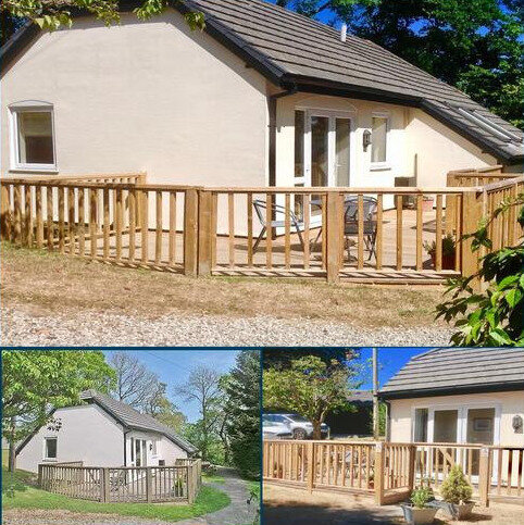 1 bedroom detached bungalow for sale - Lake View Rise, South Trew, Highampton, Beaworthy, DEVON, EX21 5JG