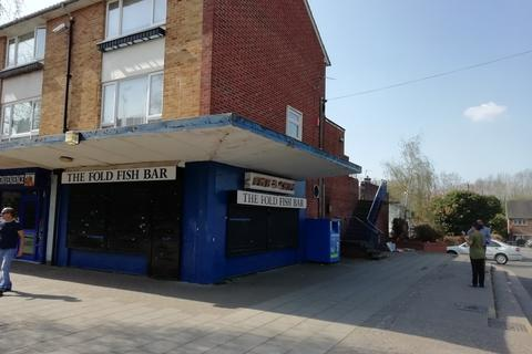 Restaurant for sale - The Fold Fish Bar, Kings Norton, Peppercorn Lease Investment