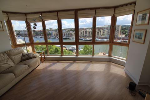 2 bedroom apartment to rent - Hannover Quay, Harbourside, Brisol, BS1 5JR