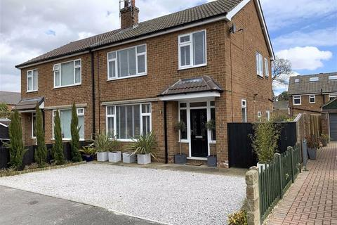 3 bedroom semi-detached house for sale - St Marys Close, Beverley, East Riding Of Yorkshire