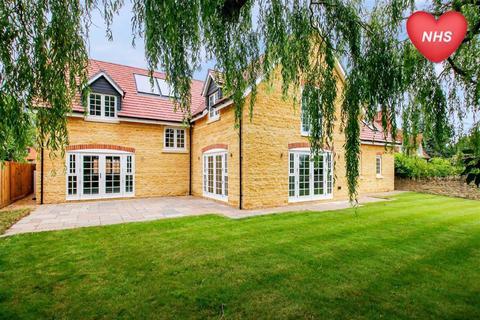5 bedroom detached house for sale - St Leonards Close, Stagsden, Bedford