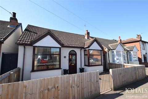 2 bedroom bungalow for sale - Brighton Avenue, Syston, Leicester, Leicestershire, LE7