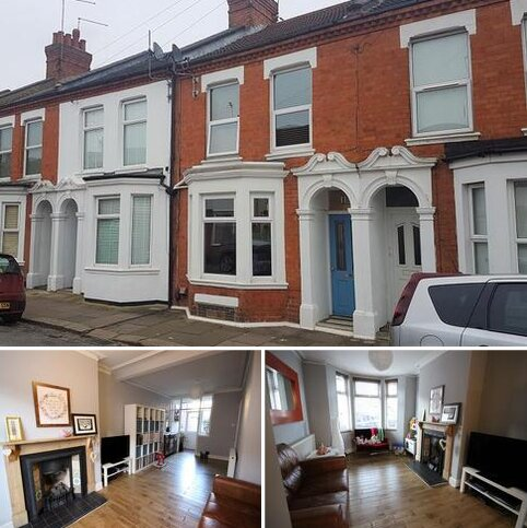 3 bedroom terraced house for sale - Wycliffe Road, Northampton, Northamptonshire. NN1 5JH