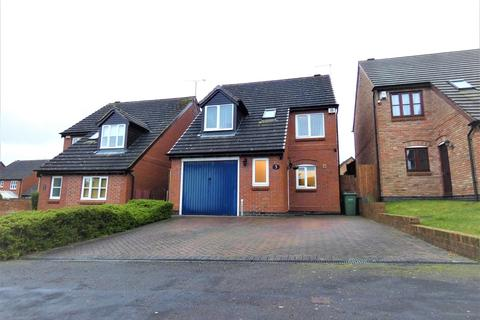 3 bedroom detached house to rent - Devonia Road, Oadby, Leicester